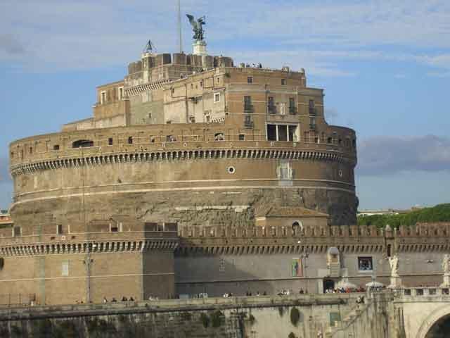 Замок Sant`Angelo