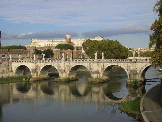 Мост Sant`Angelo