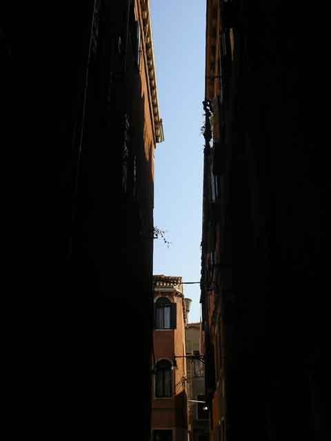 Переулки Венеции
