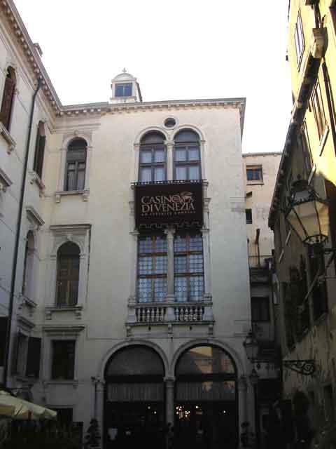 Казино Венеции