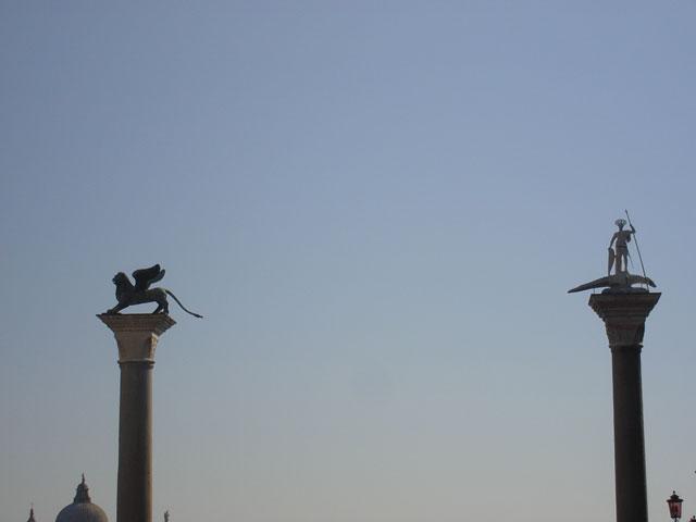 Символы Венеции
