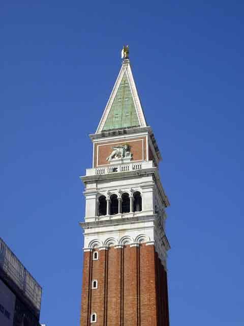 Кампанила (колокольня) Собора Святого Марка