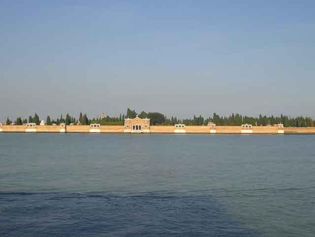 Остров мертвых Сан-Микеле