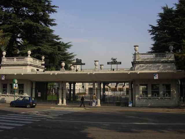 Ипподром Сан-Сиро